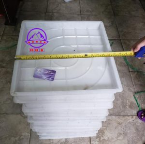 Khuôn Nhựa Làm Gạch Vỉa Hè